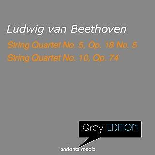 Greys Edition - Beethoven: String Quartet No. 5, Op. 18 No. 5 & String Quartet No. 10