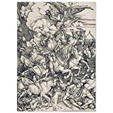 JUNIWORDS Poster, Albrecht Dürer, Die vier apokalyptischen