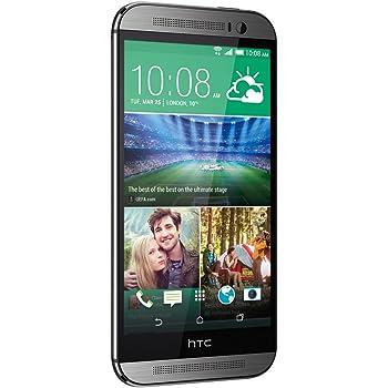 HTC One (M8) 16GB 4G Gris - Smartphone (12,7 cm (5