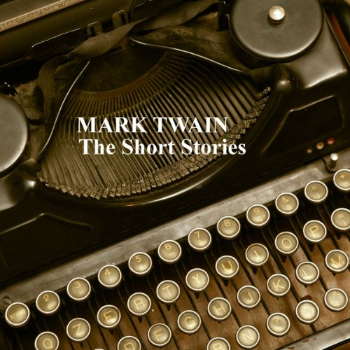 『Mark Twain: The Short Stories』のカバーアート
