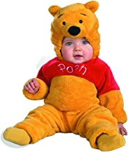 Winnie The Pooh Deluxe 2-Sided Plush Jumpsuit Costume (12-18 months)