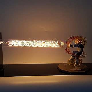 KAKALIN Dragon Ball Z Vegeta Super Saiyan Led Light Cannon Lamp Action Figure