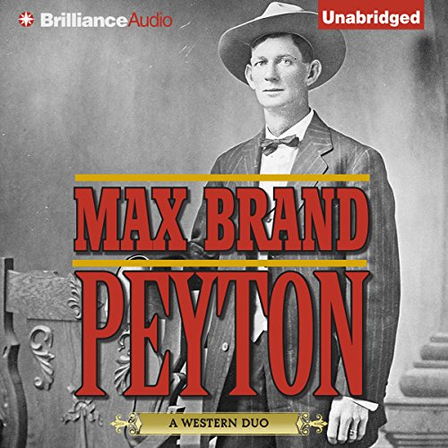 Peyton audiobook cover art