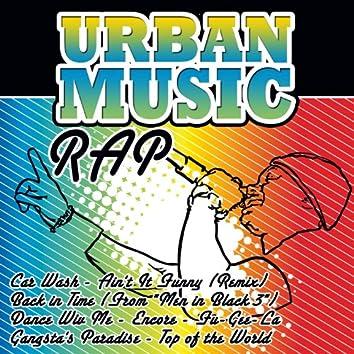 Urban Music Rap