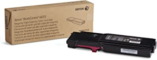 Xerox Workcentre 6655 Magenta High Capacity Toner Cartridge (7,500 Pages) - 106R02745