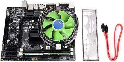 Serounder Universal Computer Water Cooling Radiator Heat Dissipation Cooling Kit,G41 Desktop PC Motherboard + E5440 CPU 4G Memory Mainboard for Intel Xeon E5440 CPU