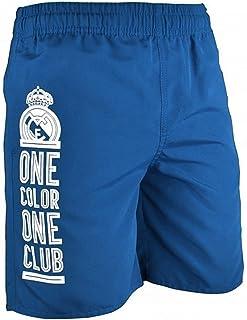 BA/ÑADOR Real Madrid Home N/º 2 Negro//Blanco L