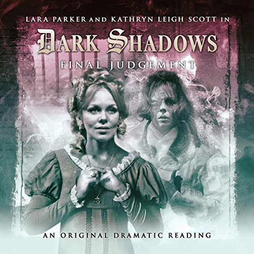 Dark Shadows - Final Judgement cover art
