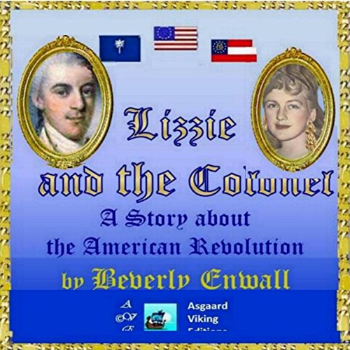 Lizzie and the Colonel audiobook cover art