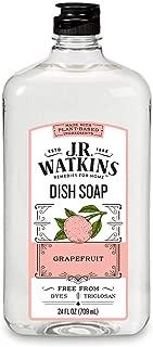 J.R.Watkins(ジェイ・アール・ワトキンス) ディッシュソープ グレープフルーツ