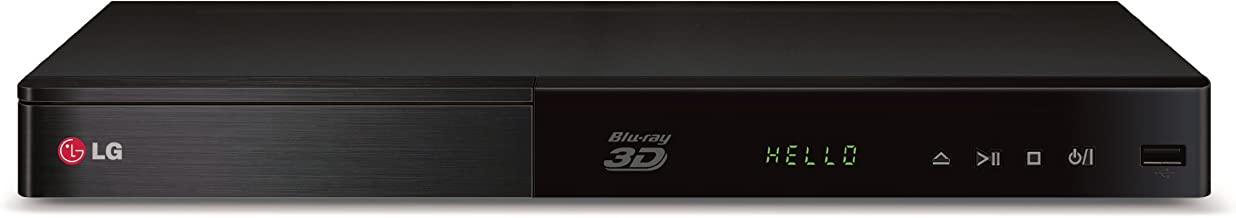 $59 » LG Electronics BP540 3D Blu-Ray Disc Player with Smart TV and Built-In Wi-Fi (2014 Model) (Renewed)