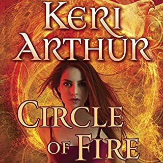 Circle of Fire audiobook cover art