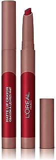 L'Oréal Paris Infallible Matte Lip Crayon 113 Brulee Ever
