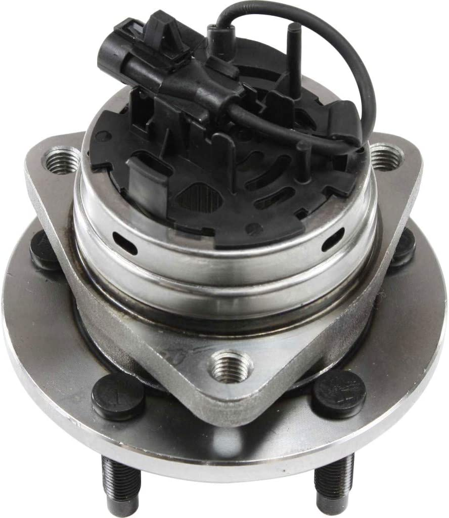 Mail order cheap For Chevy Malibu Wheel Hub Easy-to-use 2004-2012 Single Piece R=L Assembly