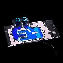 B BYKSKI RGB LED VGA GPU Water Cooling Block for Gigabyte GTX1080Ti Gaming OC 11G