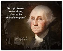 George Washington Quotes Wall Art, 8