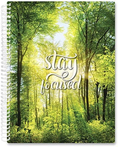 Tools4Wisdom Daily Planner 2021 2022 Softcover Dated March 2021 2022 February Calendar 8 5 x product image