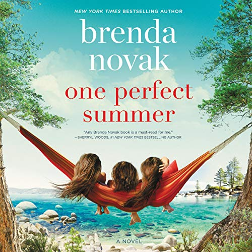 One Perfect Summer audiobook cover art