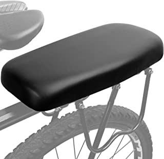TOPCABIN Bicycle Manned Cushion Mountain Bike Back Shelf Seat Cushion Manned Comfortable Saddle Children Back Seat