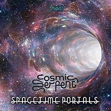 Spacetime Portals