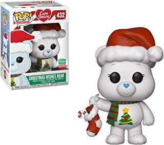 Funko POP! Animation: Care Bears - Christmas Wishes Bear #432 - Funko's [2018] 12 Days Of Christmas Exclusive!