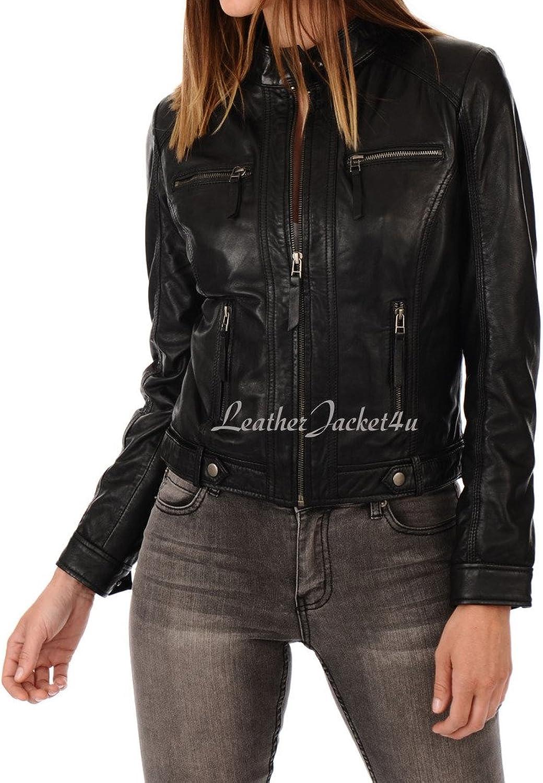 LeatherJacket4u Women Leather Jacket 59