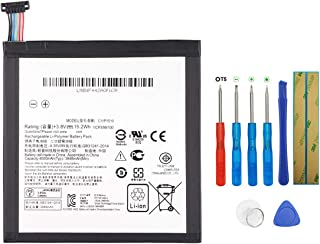 Swark Battery C11P1510 Compatible with Asus ZenPad S 8.0 Z580CA Series with Tools