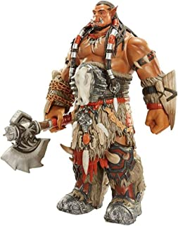 Warcraft Limited Edition Durotan Deluxe Action Figure, 18