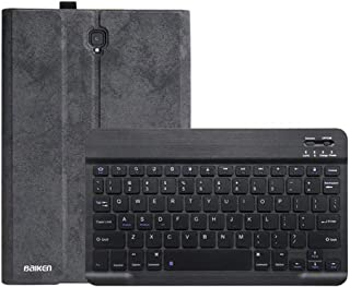 Keyboard Case for Samsung Galaxy Tab S4 10.5 inch 2018(SM-T830/T835/T837),All-Round Protection Stand Cover with Magnetically Detachable Wireless Bluetooth Keyboard