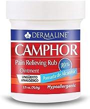 Dermaline – Ungüento de alcanfor para aliviar el dolor