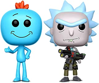 Warp Gadgets Bundle - Funko POP Rick and Morty : Weaponized Rick and Mr. Meeseeks