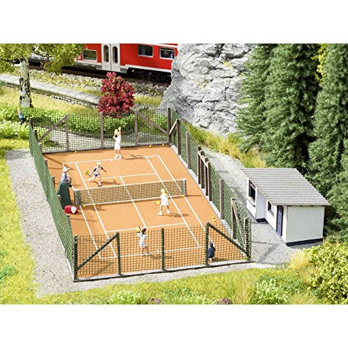 Noch 65615Scenery Set Tennis, Colore