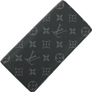 LOUIS VUITTON(ルイヴィトン) ルイヴィトン財布ルイヴィトン二つ折りポルトフォイユ・ブラザモノグラムエクリプスM61697 ブラック [並行輸入品]