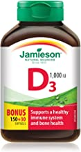Best jamieson vitamin d 400 iu Reviews