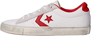 Amazon.it: converse pelle bianche - Sneaker casual / Sneaker e ...