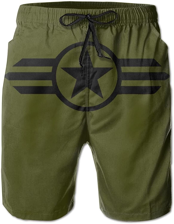 27724424ba0 Alphach US Army Star Mens Mens Mens Board Shorts Beach Swim Shorts  Beachwear Hawaiian Trunks 4806f6