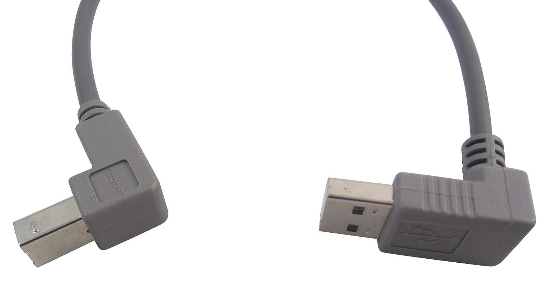 CA90DA-90DB-03M - USB Cable Type 3 A B 1 Denver Mall year warranty Plug