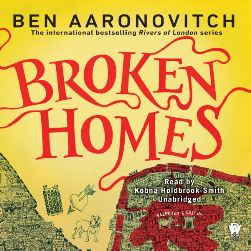 Broken Homes cover art