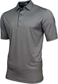 Mens Technical Performance Play Dry Golf Polo
