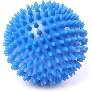 66FIT - Bola masajeadora con Pinchos (Blanda, 1 Unidad, 10 cm ...