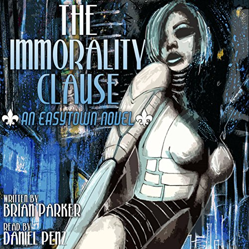 The Immorality Clause audiobook cover art