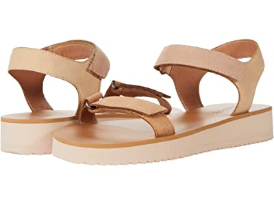 Madewell The Maggie Sandal in Color-Block