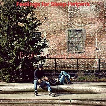 Feelings for Sleep Helpers