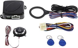 KKmoon Automotor Start Taste. Start Taste drücken. RFID Lock, RFID Sicherheitsschloss, schlüssellose Diebstahlsicherung, Zündung