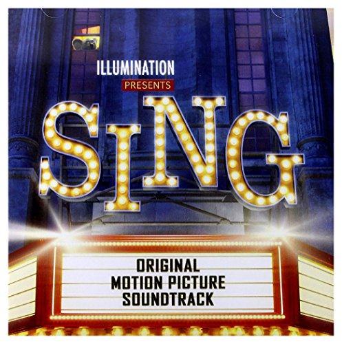 Sing soundtrack (PL) [CD]