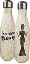 Shades of Color Beautifully Blessed, Stainless Steel Bottle (SSB141)