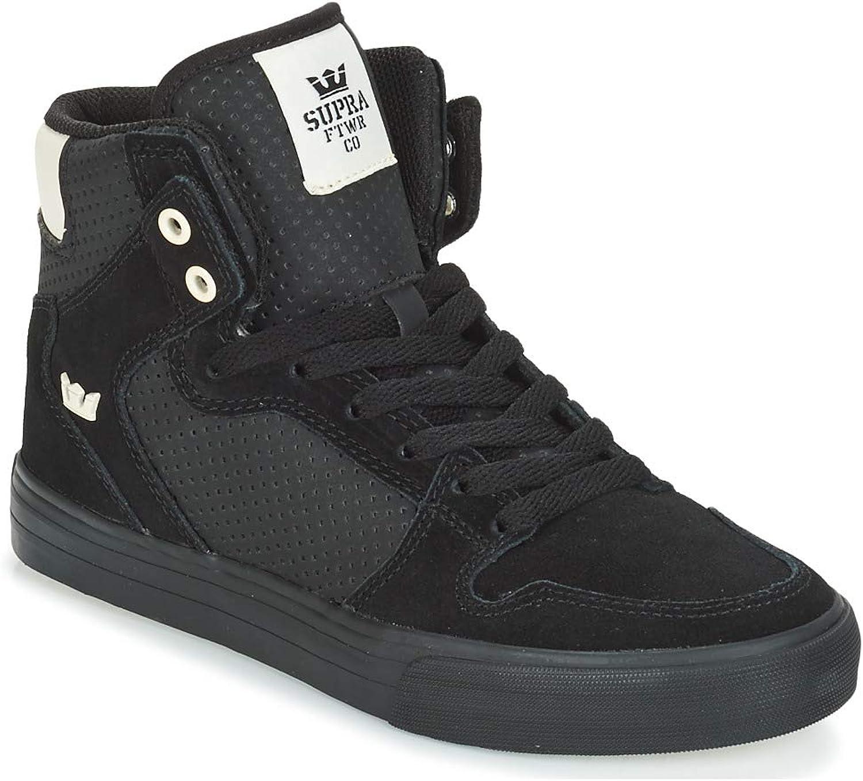 Supra Hommes's Vaider '18 chaussures,5,noir Off blanc-noir