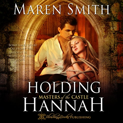 Holding Hannah cover art