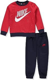 Boys' 2-Piece Sweatsuit Pants Set