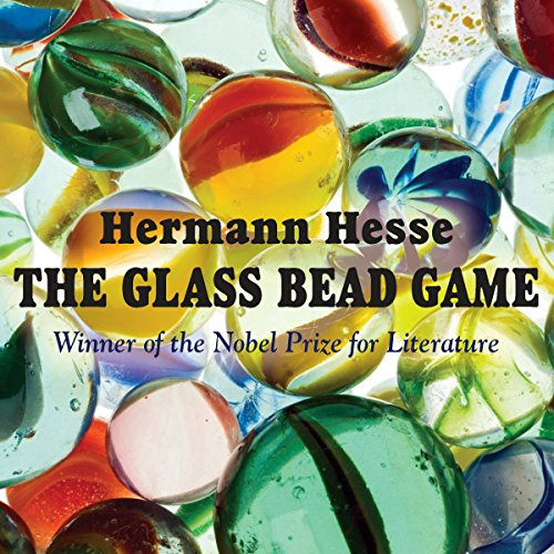 The Glass Bead Game cover art